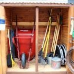 CAR TOOLS IN YOUR SHED