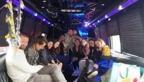 celebration in Bus